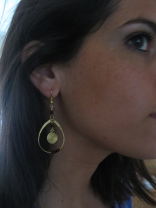 My new earrings